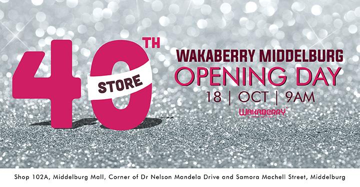 Wakaberry-Middelburg